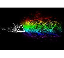Pink Floyd - The Dark Side Of The Moon Photographic Print