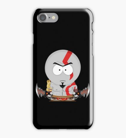 Kratos Park iPhone Case/Skin