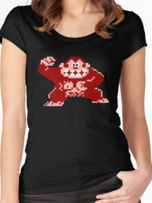 Kong Women's Fitted Scoop T-Shirt