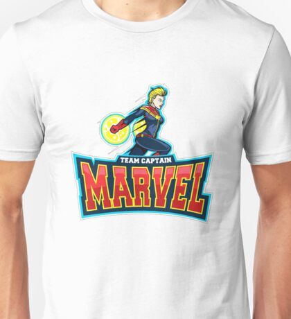 marvel Unisex T-Shirt