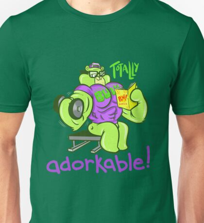 TOTALLY ADORKABLE BEAR Unisex T-Shirt