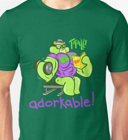 TOTALLY ADORKABLE BEAR Unisex T-Shirt