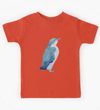 Little blue penguin Kids Tee