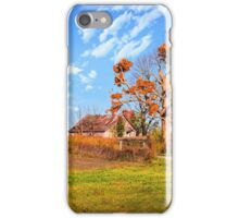 Autumn Kentucky Farm iPhone Case/Skin