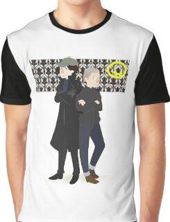 Baker Street Boys Graphic T-Shirt