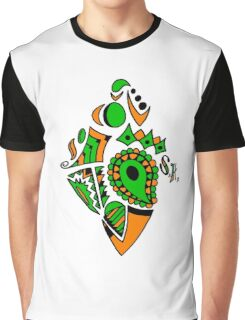 Psychedelic mind Graphic T-Shirt