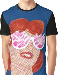 Future Perfect Rose colored glasses Graphic T-Shirt
