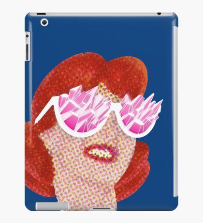 Future Perfect Rose colored glasses iPad Case/Skin