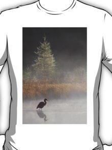 Morning Solitude - Algonquin Park, Canada T-Shirt