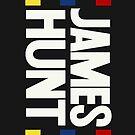 James Hunt Helmet - Ver1 by EdwardDunning