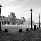 Louvre  by Shaun Colin Bell