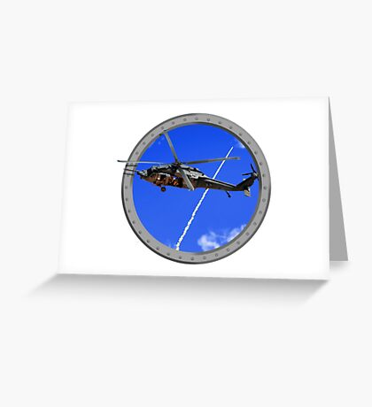 HH-60 Greeting Card