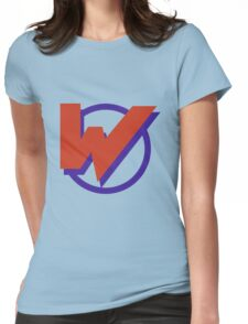 Dr. Wily Logo (Alt) Womens Fitted T-Shirt