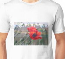 """Lest we forget ""- (ii) Unisex T-Shirt"