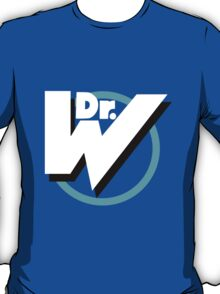 Dr. Wily Logo T-Shirt