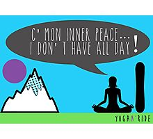 Inner Peace Photographic Print