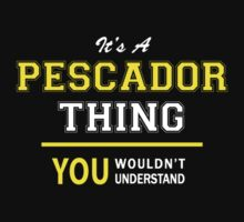 It's A PESCADOR thing, you wouldn't understand !! by satro