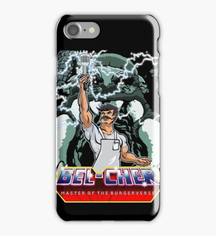 Master Of The Burgerverse iPhone Case/Skin