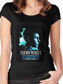 Mendes Women's Fitted Scoop T-Shirt