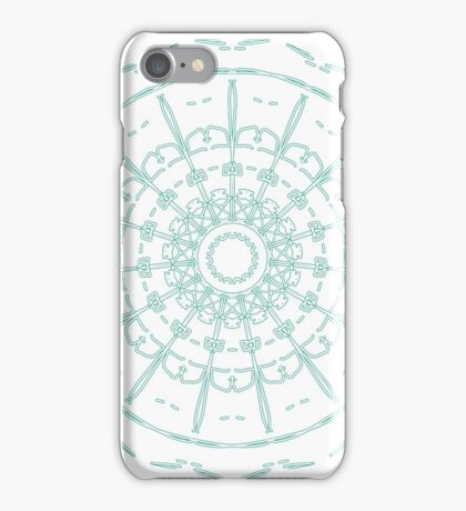 Aether Web iPhone Case/Skin
