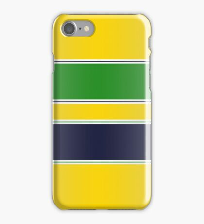 SENNA HELMET Design iPhone Case/Skin