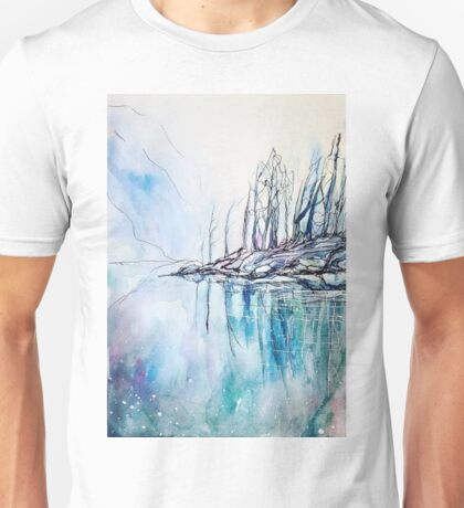 The other side of the mountain Unisex T-Shirt