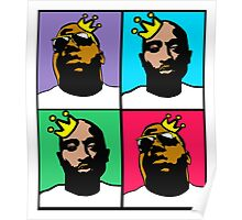 HIP-HOP ICONS: NOTORIOUS THUGS (4-COLOR) Poster
