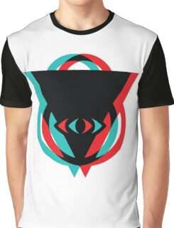 Eye 3D See You Graphic T-Shirt