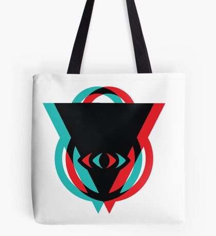 Eye 3D See You Tote Bag