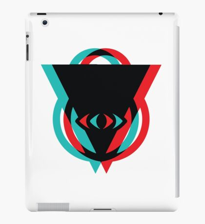 Eye 3D See You iPad Case/Skin