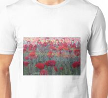 """Lest we forget ""- (iiii) Unisex T-Shirt"