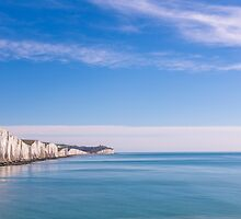 Seven Sisters, East Sussex, UK by Zoe Power