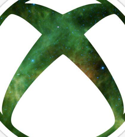 XBOX Nebula Inverse Sticker