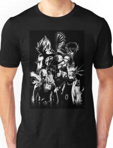 anime mix Unisex T-Shirt