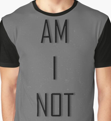 Am I Not Merciful? Graphic T-Shirt
