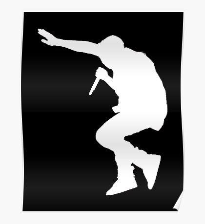 kanye west concert hop Poster