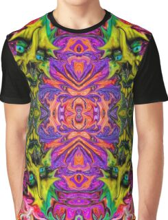 11311 Psychedelic 2017 second coming Graphic T-Shirt