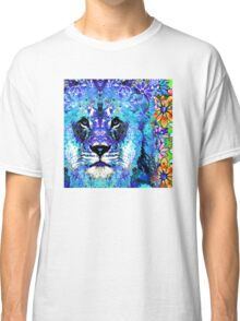 Beauty And The Beast - Lion Art - Sharon Cummings Classic T-Shirt