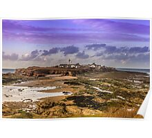 Hilbre Island Poster