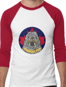 Walrus Men's Baseball ¾ T-Shirt