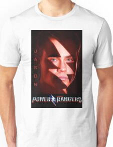 poer ranger, jason poer rangers, movie Unisex T-Shirt