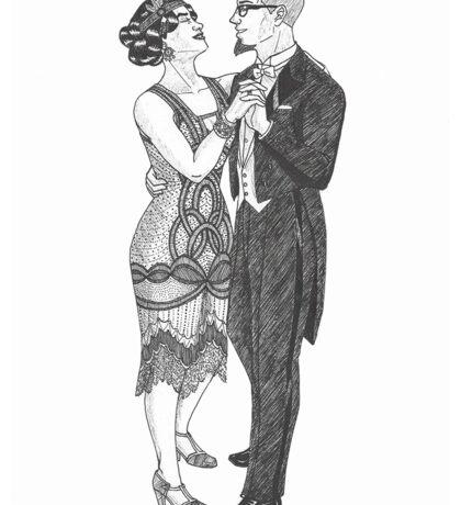Flapper Dance Sticker