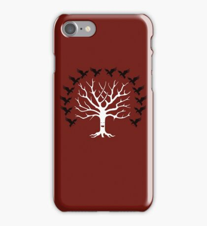 House Blackwood Tee iPhone Case/Skin