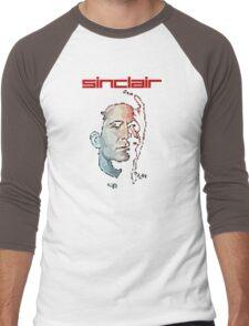 Sinclair B5 Men's Baseball ¾ T-Shirt