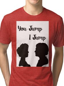 TITANIC - YOU JUMP, I JUMP Tri-blend T-Shirt