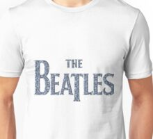 the beatles, The Beatles, Beatles, band, movie, poster the beatles Unisex T-Shirt