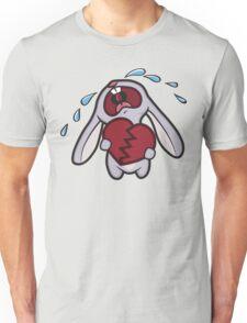 Broken Hearted Bunny T-Shirt