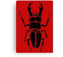 Beetle Q Canvas Print