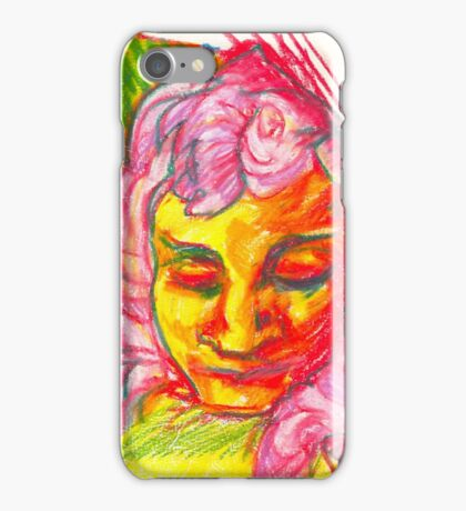 body at rest iPhone Case/Skin