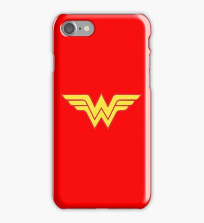 Wonderwoman iPhone Case/Skin